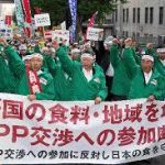 農民と土建屋による「反TPPテロ」を阻止せよ。