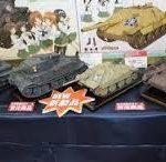 ガールズ&パンツは戦車模型衰退させる糞アニメ