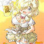 【けものフレンズ】アルパカはカフェ経営・トキは歌かわいい2店舗目
