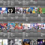 【朗報】来期アニメ、歴史的不作