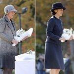 【皇室】両陛下眞子さまの案内で植物画の展示会を鑑賞