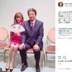 【インスタグラム】安倍首相、現役キャバクラ嬢・愛沢えみりさんと「SNOW」でウサギ姿に… 「お茶目すぎ」2ショットに騒然