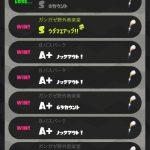 【Switch】Splatoon2/スプラトゥーン2イカ690杯目
